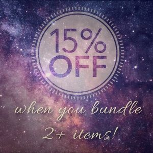 Other - ✨Bundle & Save 15%✨